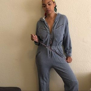 Marc By Marc Jacobs Jumpsuit w/hoodie